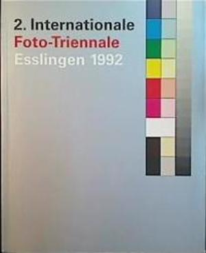 2. Internationale Foto-Triennale Esslingen 1992 075
