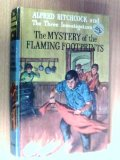 Alfred Hitchcock and the Three Investigators in the mystery of the flaming footprints