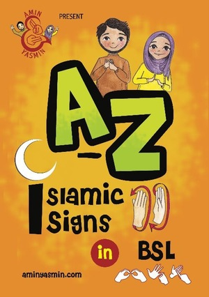 A-Z Islamic Signs in BSL