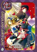 Alice in the Country of Joker: Circus and Liar's Game, Vol. 1