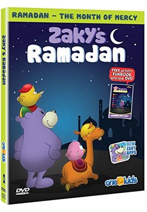 ZAKY'S RAMADAN - SPEND RAMADAN WITH ZAKY & FRIENDS - ONE4KIDS