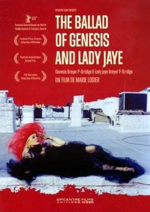 Ballad of Genesis and Lady Jaye ( Balada o Genesisovi a Lady Jaye ) ( The Ballad of Genesis & Lady Jaye ) [ NON-USA FORMAT, PAL, Reg.0 Import - France ], The