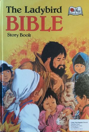 Ladybird Bible Story Book (Large gift)