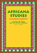 Africana Studies: A Survey of Africa and the African Diaspora 3rd Ed.