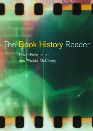 Book History Reader, The