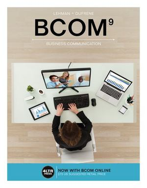 Business Communication Ninth Edition