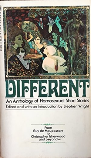 Different: an Anthology of Homosexual Short Stories