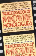 Actor's Book of Movie Monologues, The