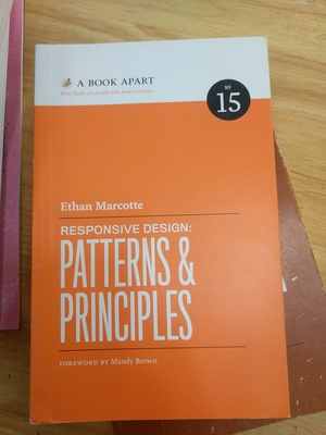 Book Apart - Patterns & Principles (No.15), A