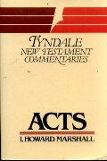 Acts of the Apostles: An Introduction and Commentary (tyndale NT Commentary), The