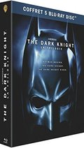 Dark Knight - La trilogie [Blu-ray], The