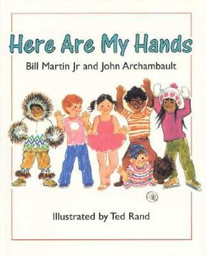 Here Are My Hands Big Book