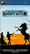 Man From Snowy River [VHS], The