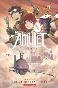 Amulet #3: The Cloud Searchers, The