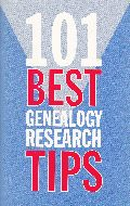 101 Best Genealogy Research Tips