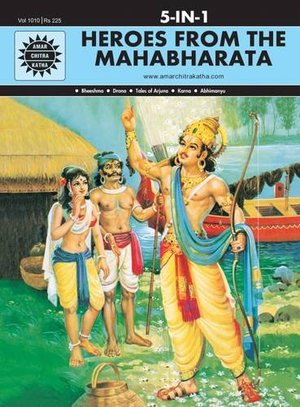 Heroes From The Mahabharata (1010)