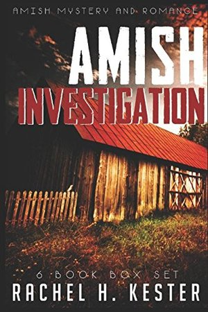 Amish Mystery and Romance Boxset: Amish Investigation - 6 book Boxset