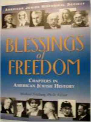 Blessing of Freedom: Chapters in American History