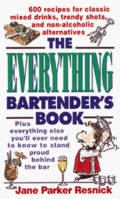 Everything Bartender's Book (Everything (Cooking)), The