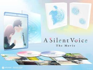Silent Voice Limited Edition (Blu-ray), A