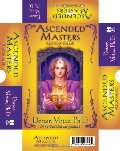 Ascended Masters Oracle Cards: 44-Card Deck and guidebook