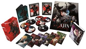 Ajin: Season 1 Premium Edition (Blu-ray/DVD Combo)