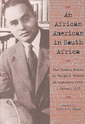 African American in South Africa, An