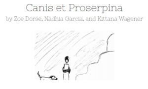 Canis et Proserpina