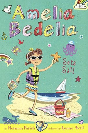 Amelia Bedelia Sets Sail (Turtleback School & Library Binding Edition) (Amelia Bedelia Chapter Books)