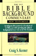 IVP Bible Background Commentary: New Testament, The