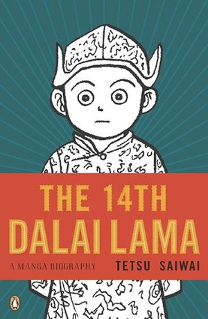 14th Dalai Lama: A Manga Biography, The