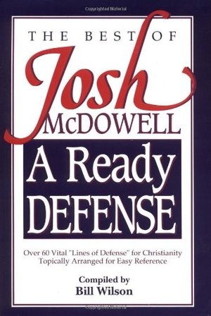 Ready Defense The Best Of Josh Mcdowell, A