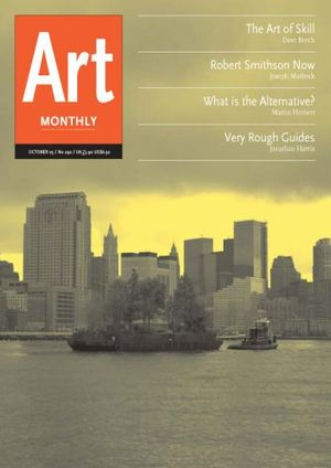 Art Monthly 290: October 2005