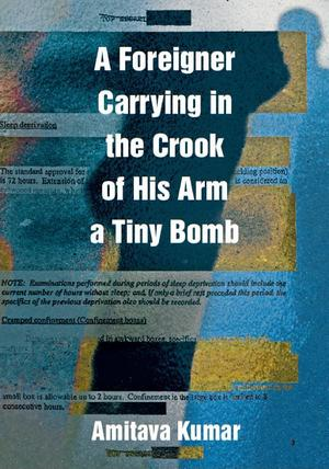Foreigner Carrying in the Crook of His Arm a Tiny Bomb, A
