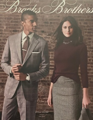 Brooks Brothers: Style Guide Fall 2015