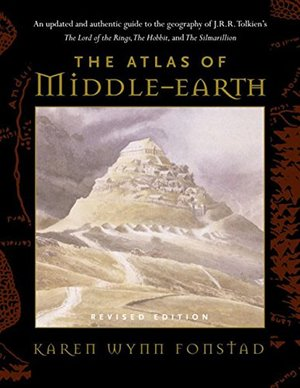 Atlas of Middle-Earth (Revised Edition), The