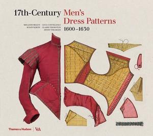 17th-century men's dress patterns, 1600-1630