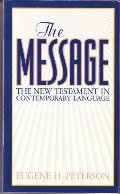 Message — New Testament in Contemporary English, The