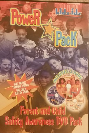 Parent and Child Safety Awareness DVD Pack