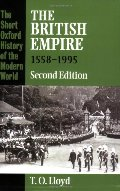 British Empire 1558-1995 (Short Oxford History of the Modern World), The