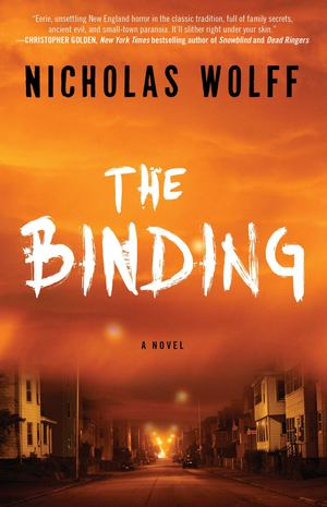 Binding: A Novel, The