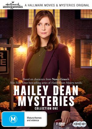 Hailey Dean Mystery #1 - 3: (Murder With Love/Deadly Estate/Dating Is Murder)