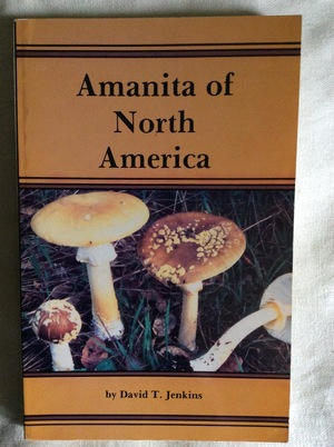 Amanita of North America