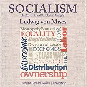 Socialism: An Economic and Sociological Analysis [Audible]