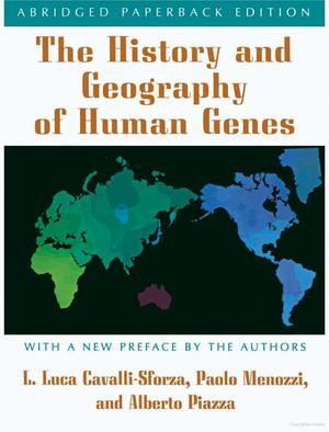 History and Geography of Human Genes, The
