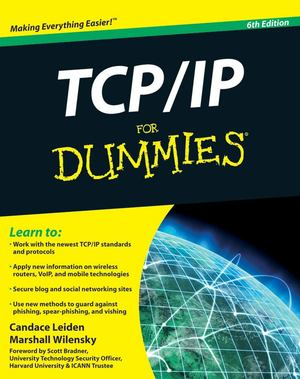 TCP/IP for Dummies®