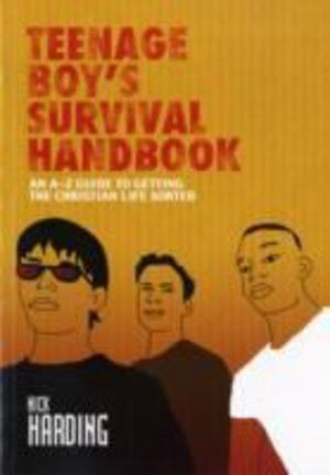 Teenage Boys Survival Handbook