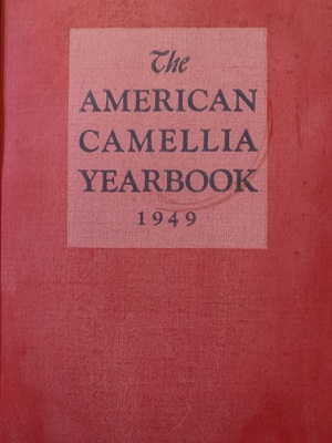 American Camellia Yearbook 1949