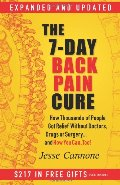 7-Day Back Pain Cure: How Thousands of People Got Relief Without, The