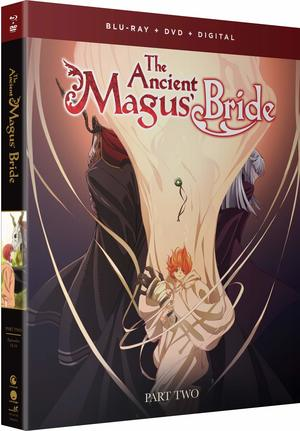 Ancient Magus Bride: Part Two, The (Blu-ray/DVD Combo)